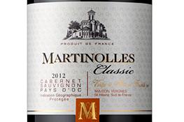 Martinolles Classic Cabernet Sauvignon