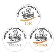 vigneron indépendant médaille