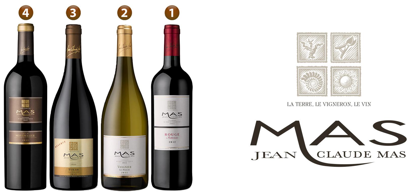 Les vins Jean Claude Mas