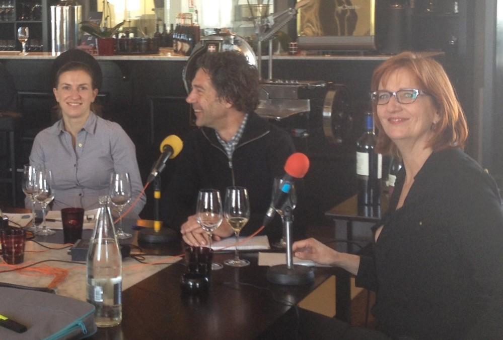 «Sors de ton tonneau Bacchus» sur RPH – Radio Pays d'Hérault