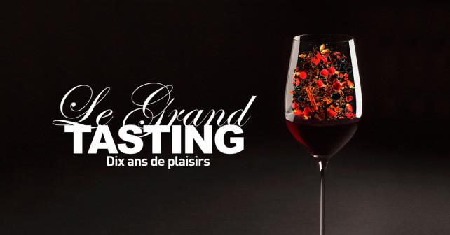 Les Domaines Paul Mas sont au Grand Tasting au Louvre à Paris