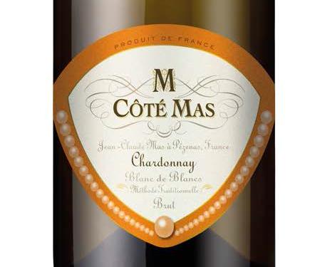 Nouvelle cuvée : Côté Mas Chardonnay blanc de blancs