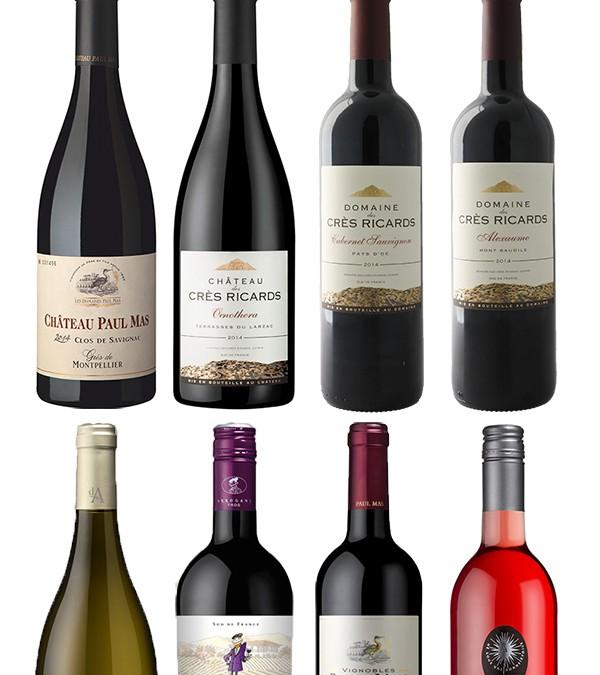 De belles médailles au concours générale agricole 2016 pour 30 vins des domaines