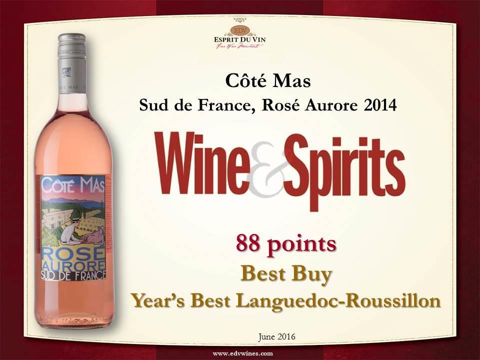 wine spirits cote mas