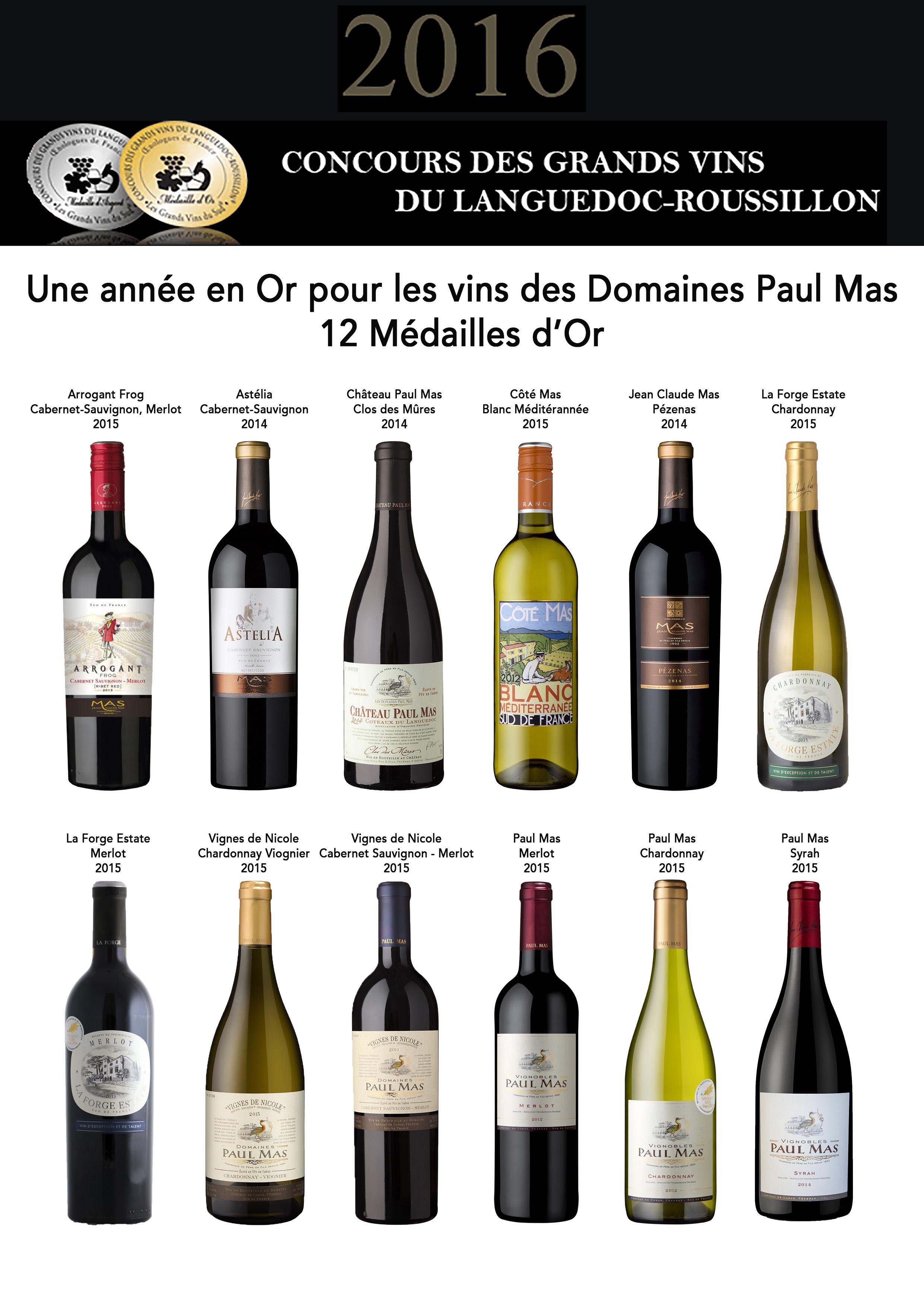 grands vins languedoc