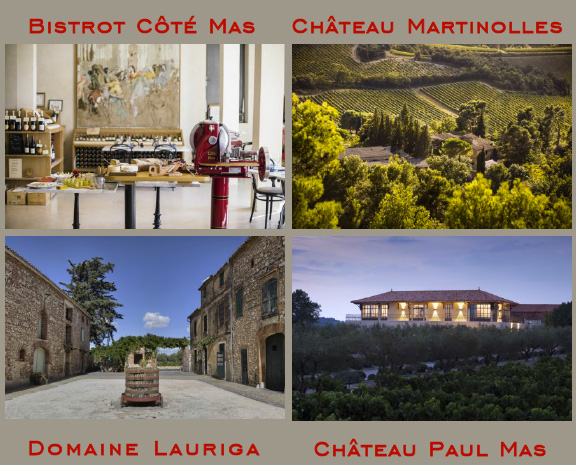 Initiatory and Gourmet walks in our domains: 4 dates – 4 places – 4 settings