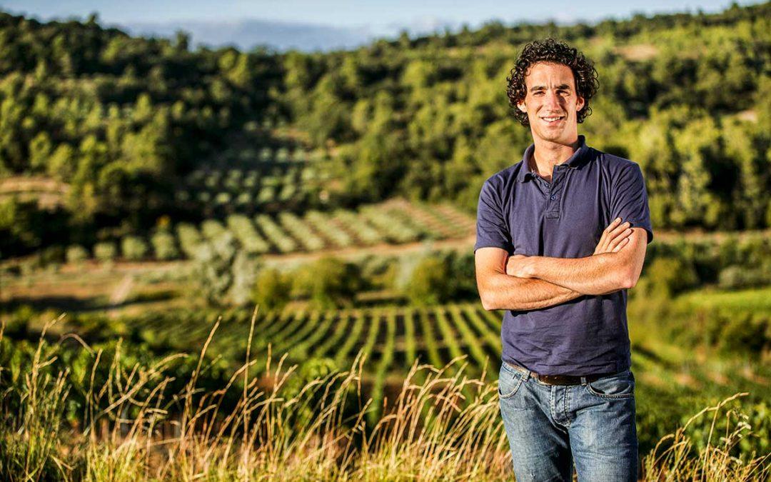 Interview de Bastien Lalauze responsable du château de Martinolles
