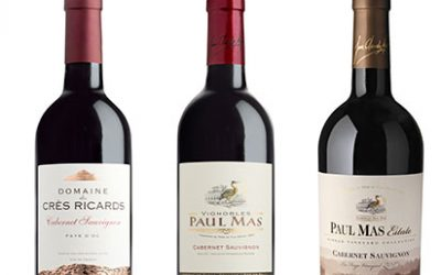 3 Gold Medals at International Competition of Cabernets