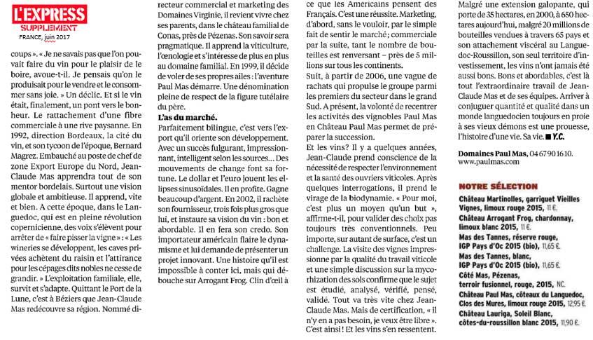 vin magazine lexpress