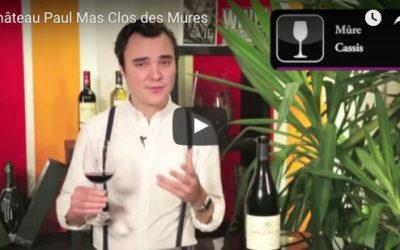 Château Paul Mas Clos des Mures par Avenue des vins