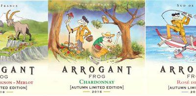 Arrogant Frog spéciale édition automne