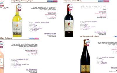Un Vin presque Parfait un concours organisé par M6