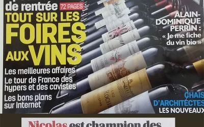 La Revue du Vin de France Tout sur les Foires aux Vins