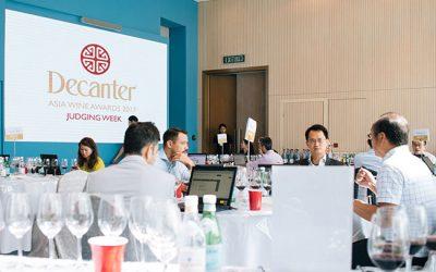 Notes et Médailles au Decanter Asia Wine Awards 2017
