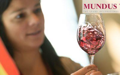 8 Médailles d'Argent au concours Mundus Vini été 2017