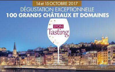 Lyon Tasting 2017 festival des grands vins de Terre de Vins