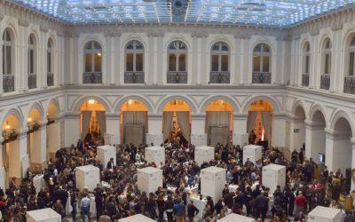 Bordeaux tasting, au Palais de la Bourse , les 9 et 10 décembre