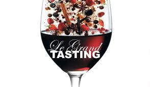 Grand tasting au Carrousel du Louvre à Paris les 1er et 2 décembre