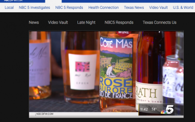 Video Choosing the right Rosé Wine : Coté Mas Aurore