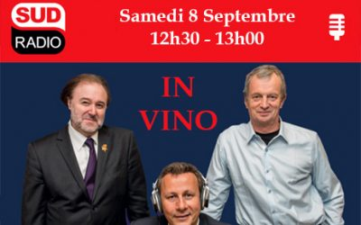 Sud Radio In Vino en direct des Domaines Paul Mas