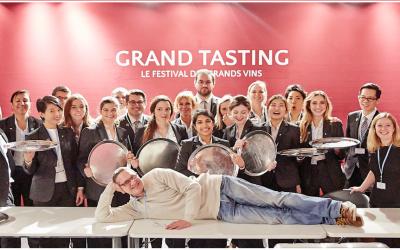 Grand Tasting 2018 Le Festival des Grands Vins par Bettane & Desseauve