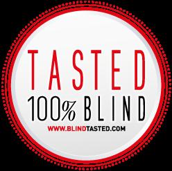 100% Blind Tasted challenge par Andreas Larsson