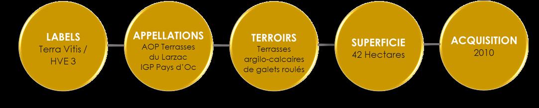 Informations Clés Crès Ricards