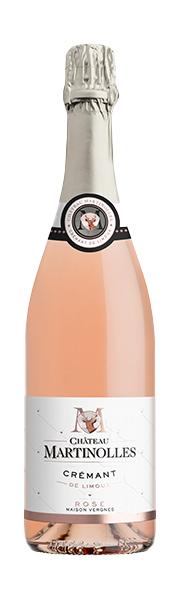 Martinolle Rosé Crémant de Limoux